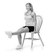 упражнения для мышц ног, мышцы ног, изометрические упражнения