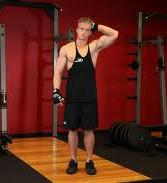 упражнения для мышц шеи, мышцы шеи, упражнения для шеи, изометрические упражнения
