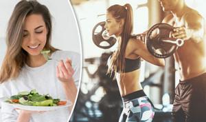 быстрый обмен веществ, метаболизм