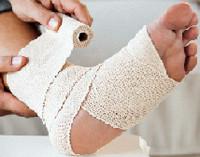 растяжение, лечение растяжения связок, растяжение связок, сухожилия