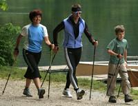ходьба с палками, скандинавская ходьба с палками, нордическая ходьба, как подобрать палки для скандинавской ходьбы