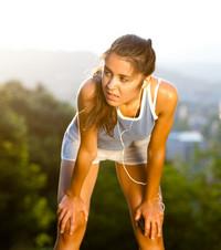 болят колени после бега, болят ноги после бега, травмы при беге