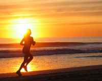 бег по утрам, утренний бег, польза, вред